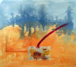Mixed Media from Patricia Steele Raible